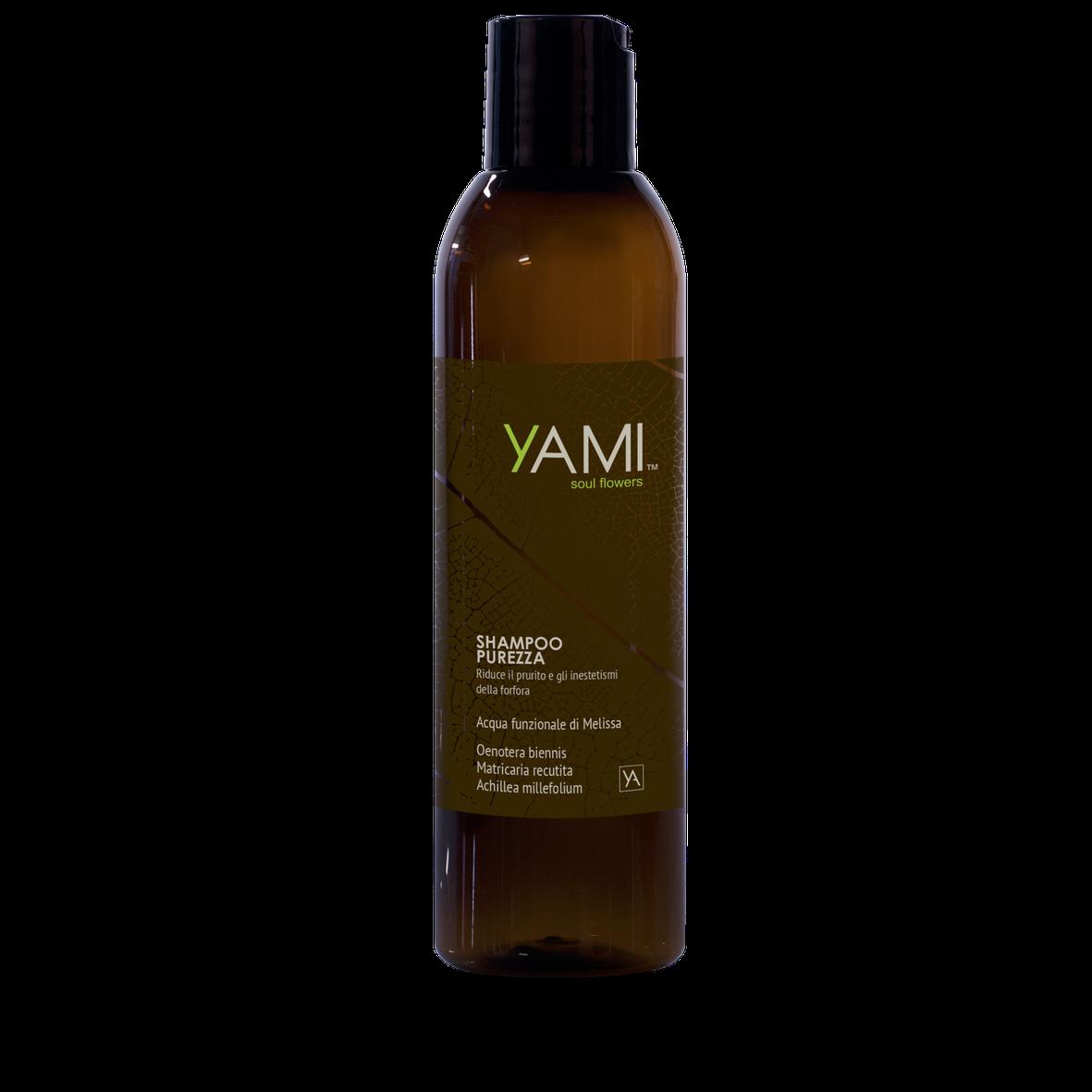 shampoo purezza 200ml